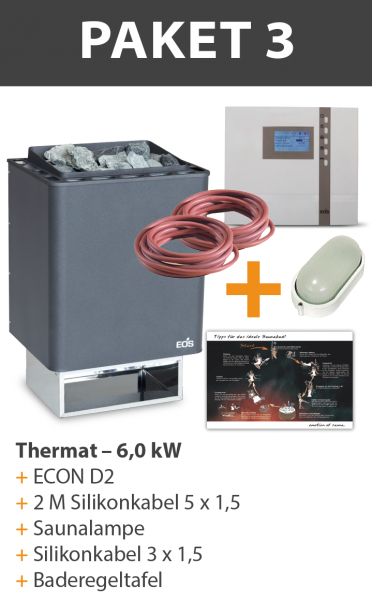 "Paket 3 ""Thermat"" + ECON D2"""